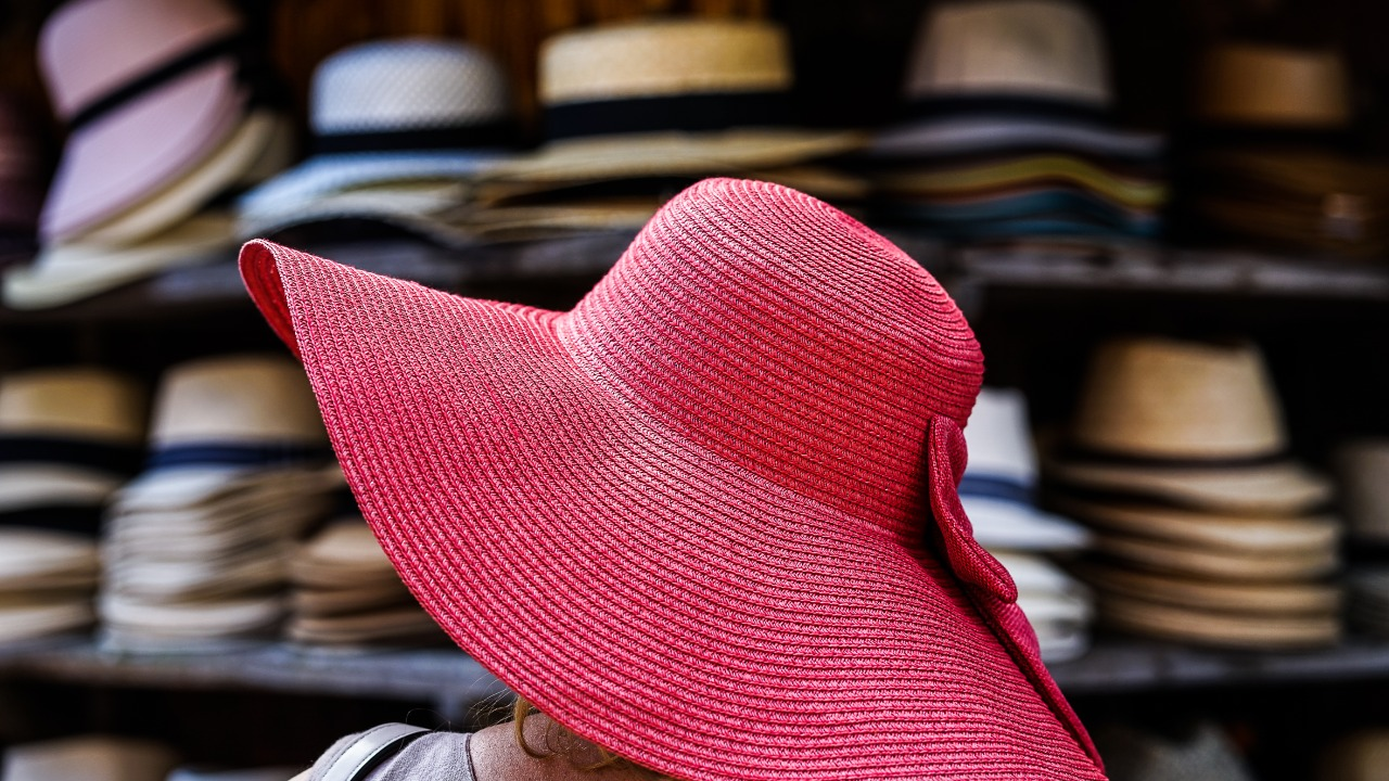 Boutique du Cantou Chapeau de Collonges la rouge