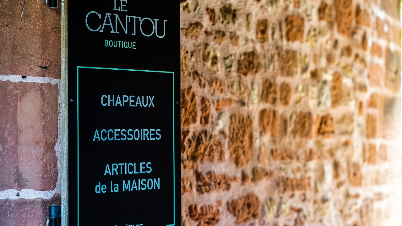 La Boutique du Cantou à Collonges la rouge