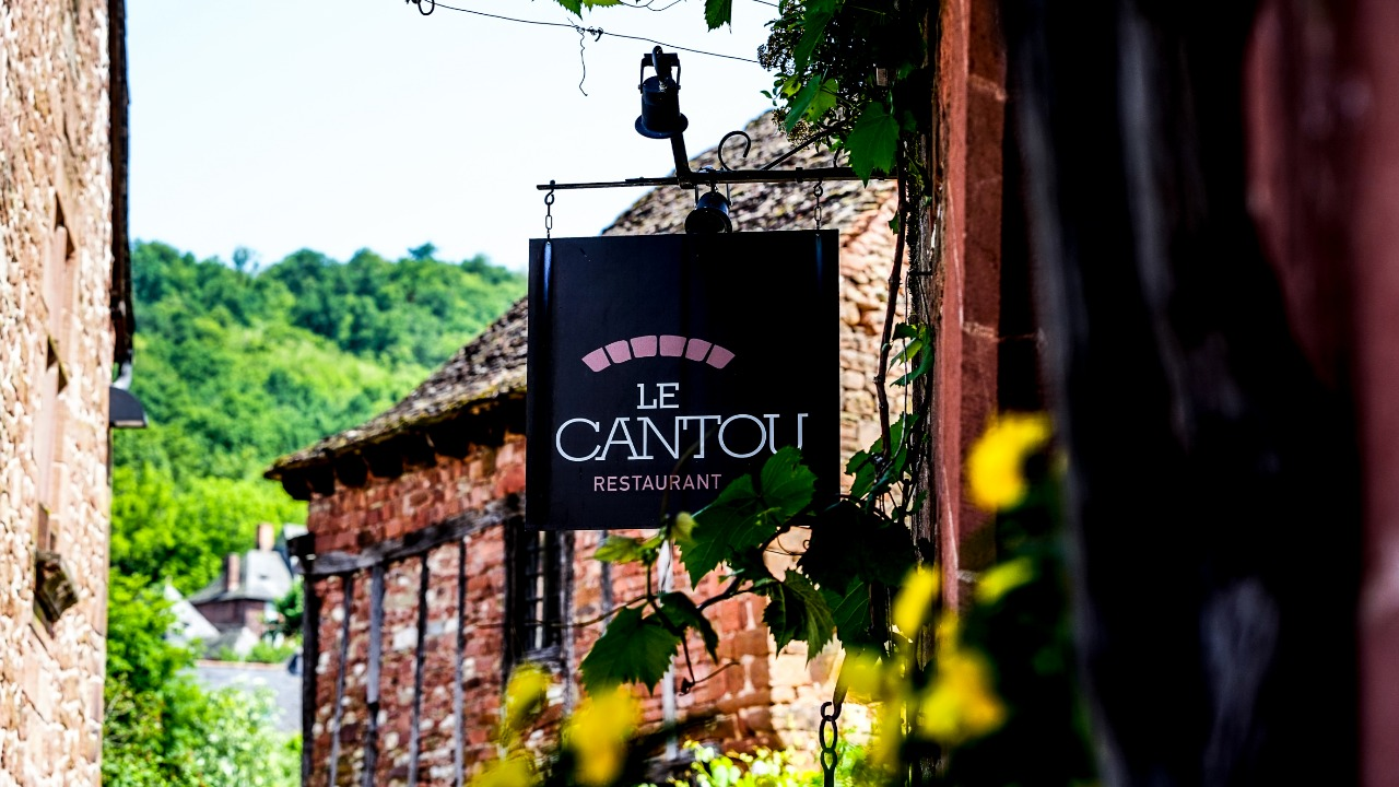 Restaurant le Cantou à Collonges la rouge