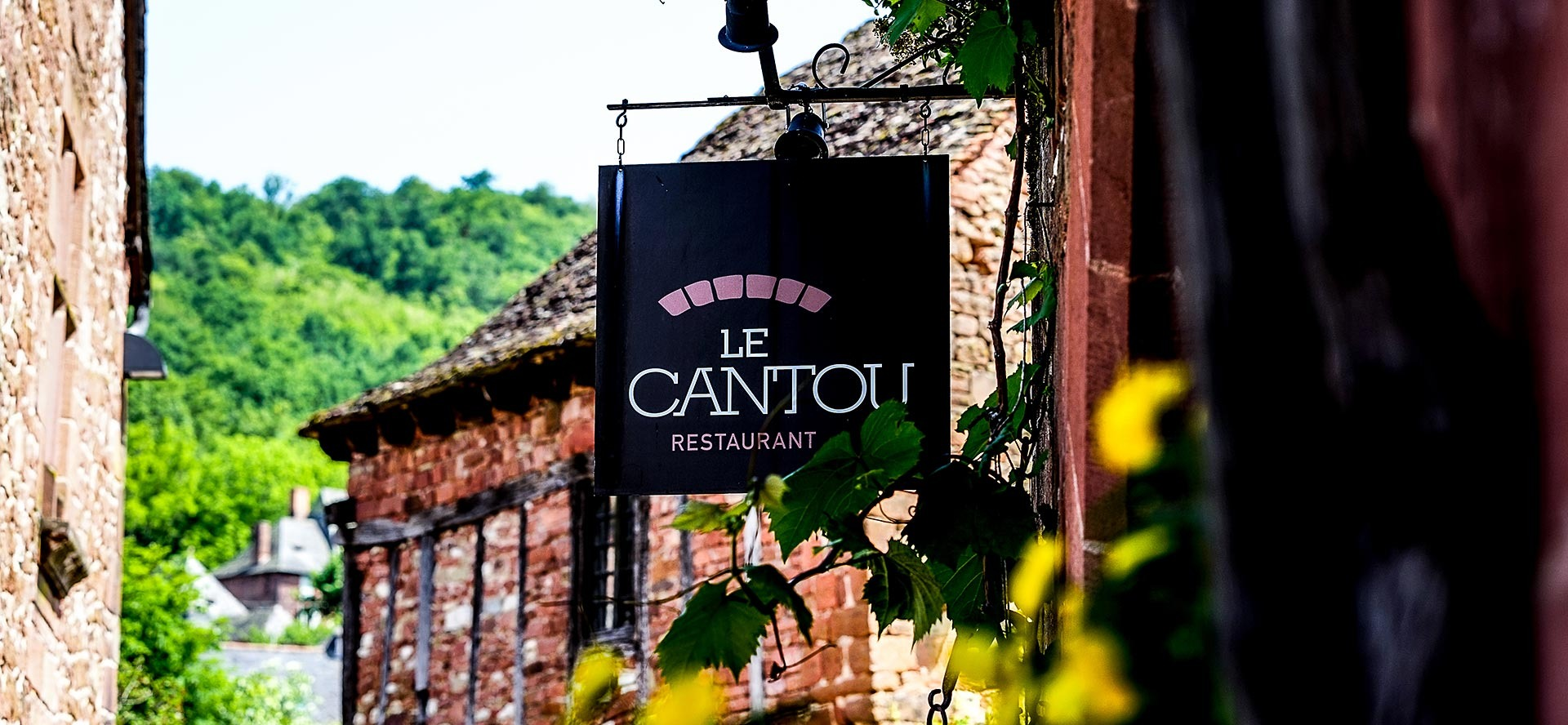 Restaurant Le Cantou Collonges la Rouge